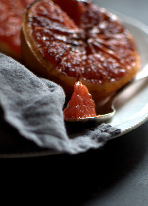 Karamellisierte Grapefruit | FREE MINDED FOLKS