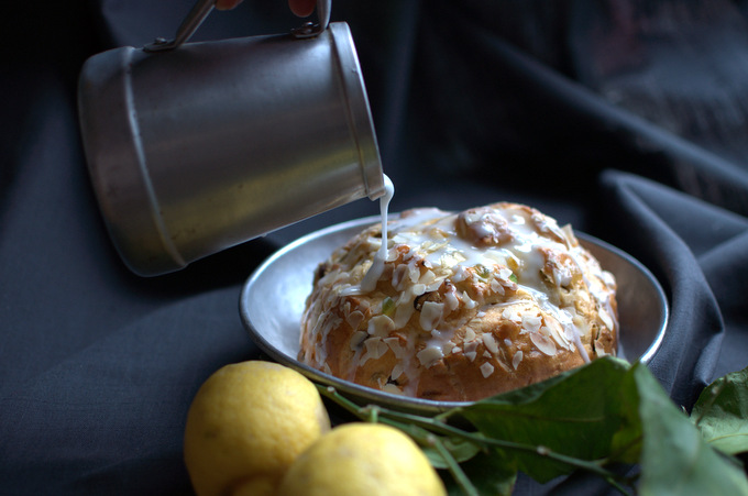Brioche Osterbrot - Natural Cooking | FREE MINDED FOLKS