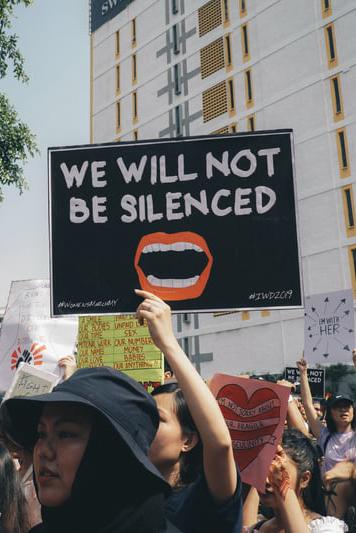 Speak Out gegen Fremdenfeindlichkeit |FREE MINDED FOLKS