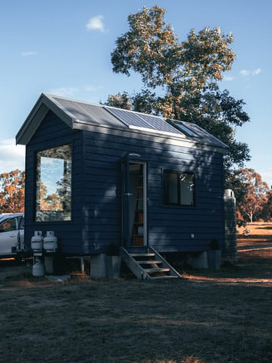 Tiny House auf dem Tollwood | FREE MINDED FOLKS