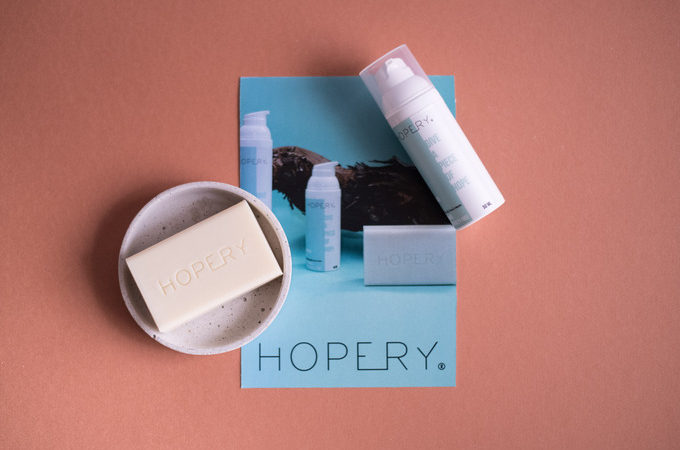 Organic Beauty - HOPERY | FREE MINDED FOLKS Blog