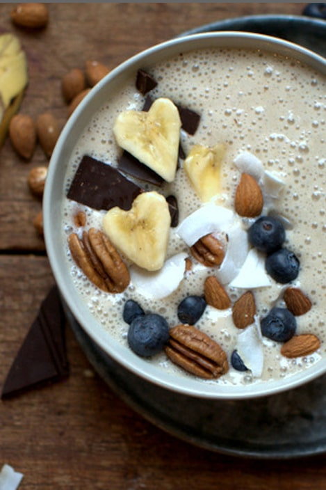 Banana-Smoothie-Bowl | FREE MINDED FOLKS