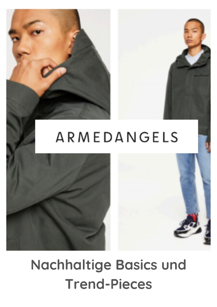 Fair Fashion Label Armedangels | FREE MINDED FOLKS Blog