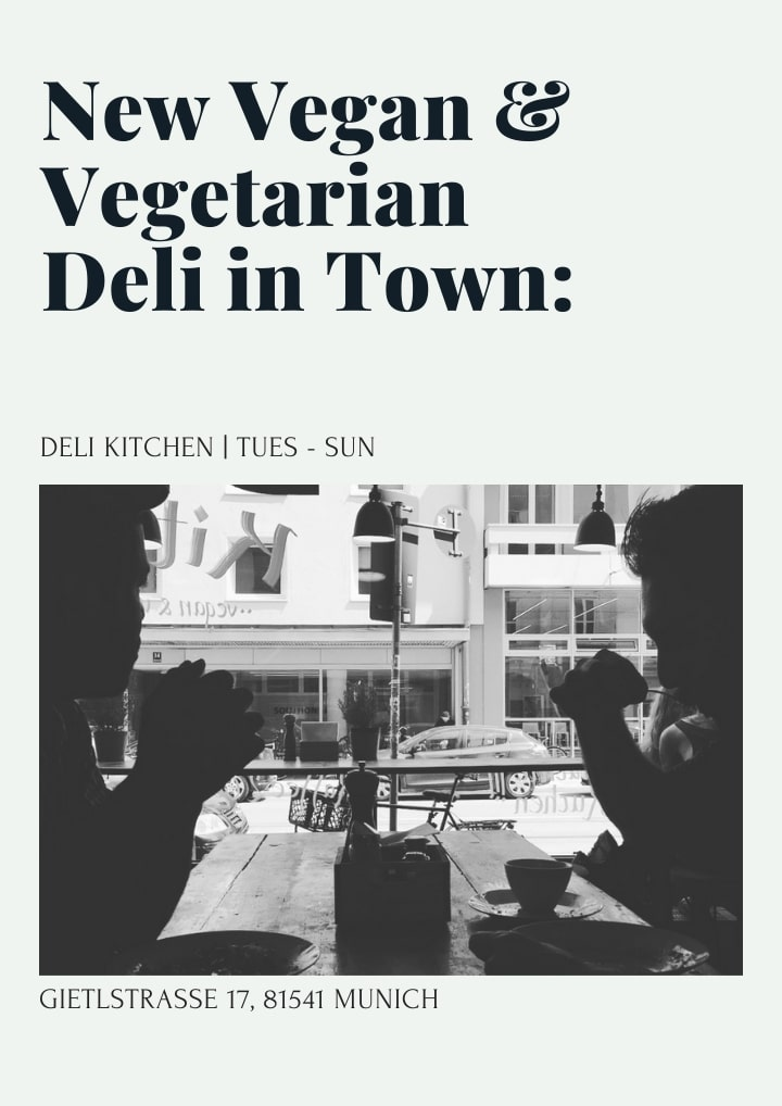 New Vegan and Vegetarian Deli in Town | FREE MINDED FOLKS Blog