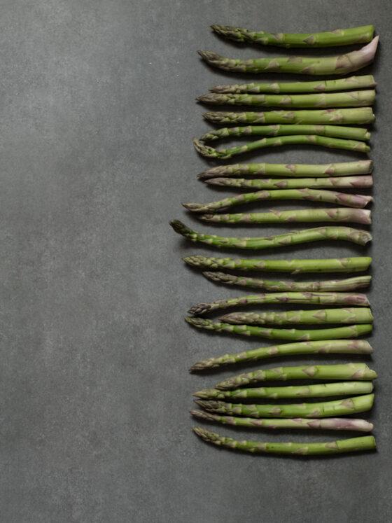 Rezepte mit grünem Spargel |FREE MINDED FOLKS