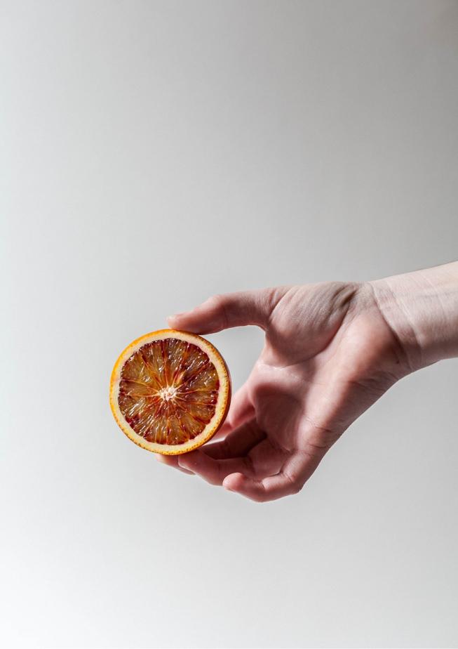 Allzweckreiniger aus Orangenschale |FREE MINDED FOLKS