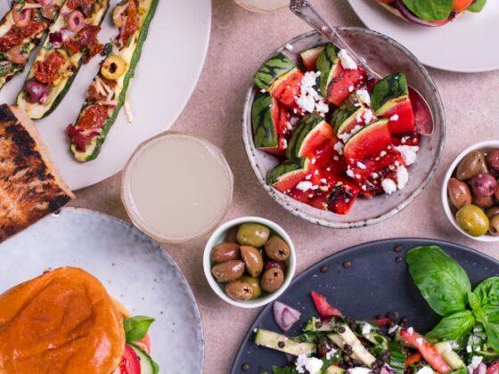 Grillen vegetarisch |FREE MINDED FOLKS