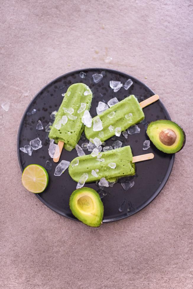 Veganes Avocado Eis selber machen |FREE MINDED FOLKS