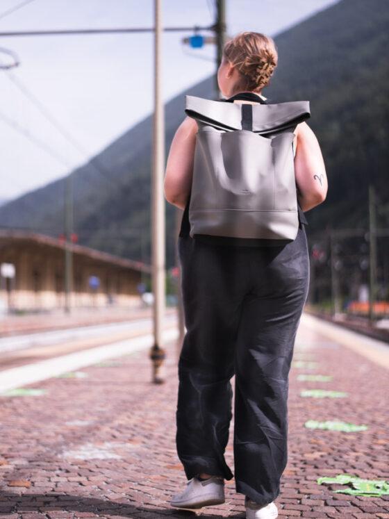 Nachhaltiges Reisen mit dem Zug | FREE MINDED FOLKS