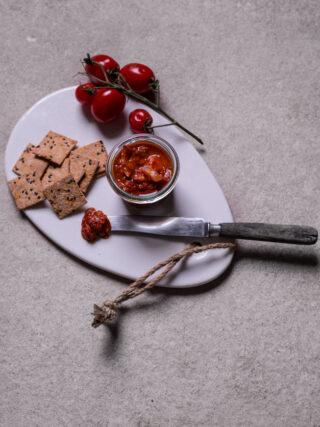 Tomatenchutney | FREE MINDED FOLKS