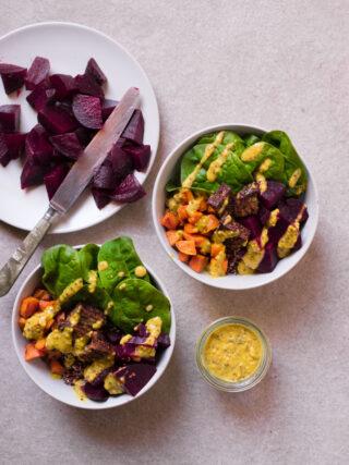 Bowl mit Quinoa | FREE MINDED FOLKS