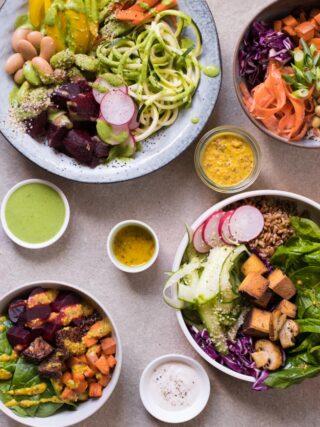 Bowls Rezepte: gesundes Soulfood für den Herbst |FREE MINDED FOLKS