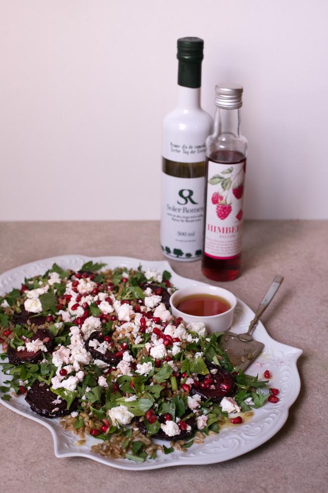 Salatdressing: 4 kreative Rezepte für Herbstsalate | FREE MINDED FOLKS