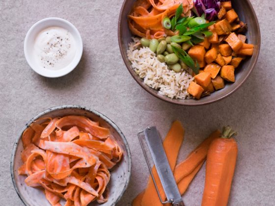 Vegane Poke Bowl  FREE MINDED FOLKS
