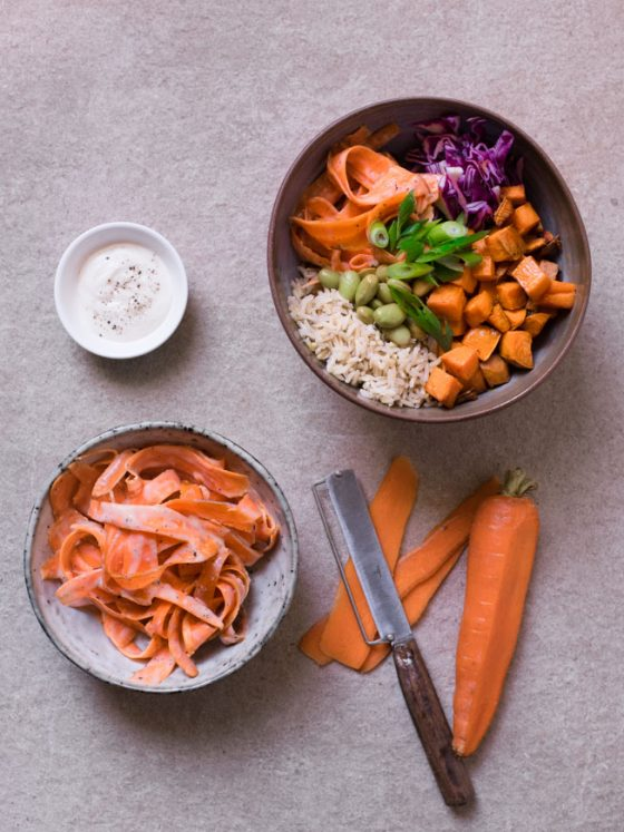Vegane Poke Bowl |FREE MINDED FOLKS