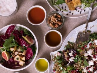 Salatdressing: 4 kreative Rezepte für Herbstsalate  FREE MINDED FOLKS
